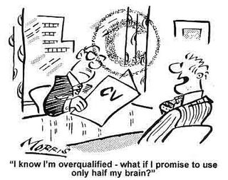 Getting Hired When You Are Overqualified For the Job - Recovery ...