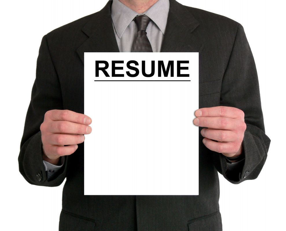 Techniques To Fill Those Empty Spaces On Your Resume For Drug And